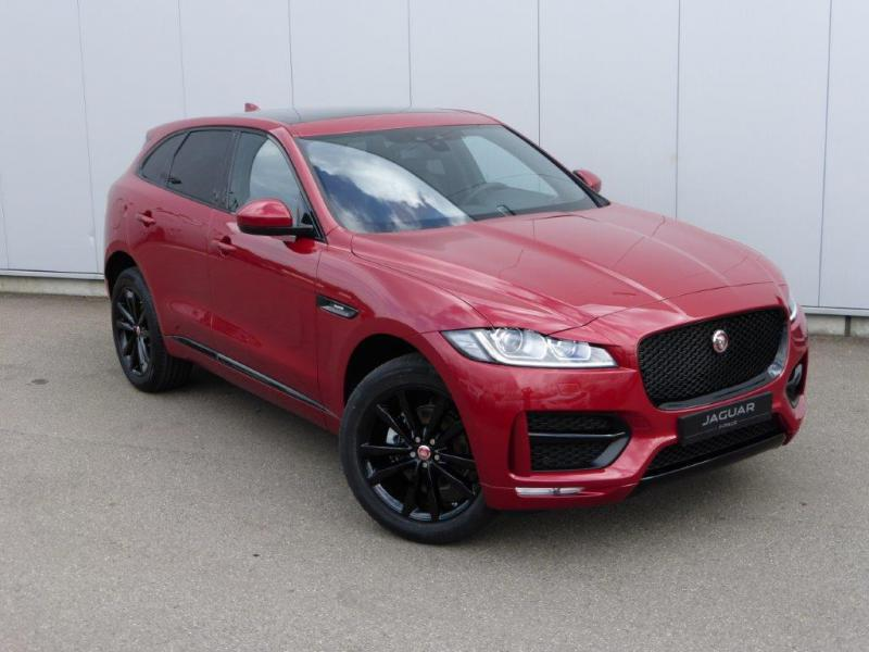 jaguar f pace r sport 180ch awd 1 km. Black Bedroom Furniture Sets. Home Design Ideas
